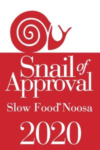 Amamoor Lodge Snail of Approval 2020